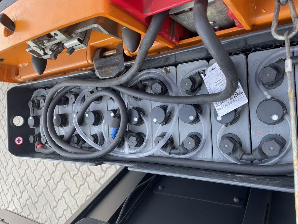 Still CX-M 10 - AKKU 2020 Niederhubkommissionierer www.schumacher-gabelstapler.de