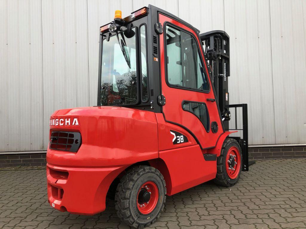 HC Hangcha CPCD38 - FABRIKNEU! Dieselstapler www.schumacher-gabelstapler.de