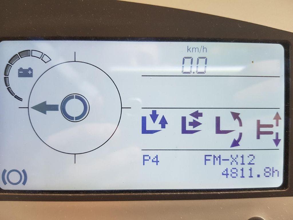 Still FM-X12 - Sonderpreis Schubmaststapler www.schumacher-gabelstapler.de