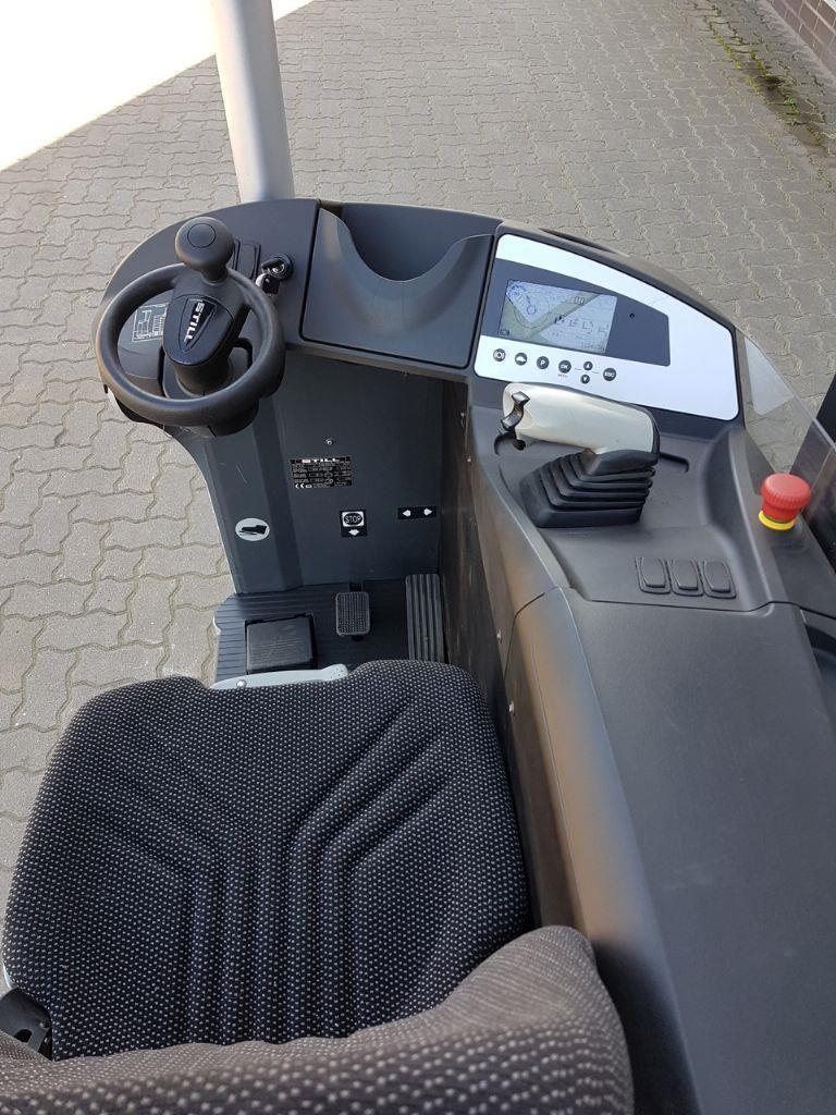 Still FM-X12 - komplett Überholt, BATT. NEU Schubmaststapler www.schumacher-gabelstapler.de