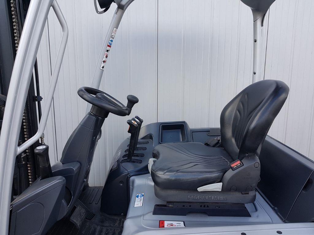Still RX20-16P - Batt. 78% Elektro 4 Rad-Stapler www.schumacher-gabelstapler.de