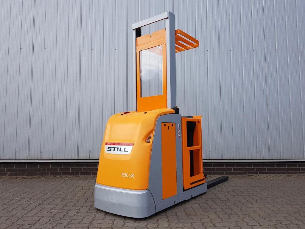 Still EK-X790 - nur 2850 Bst! Hochhubkommissionierer www.schumacher-gabelstapler.de