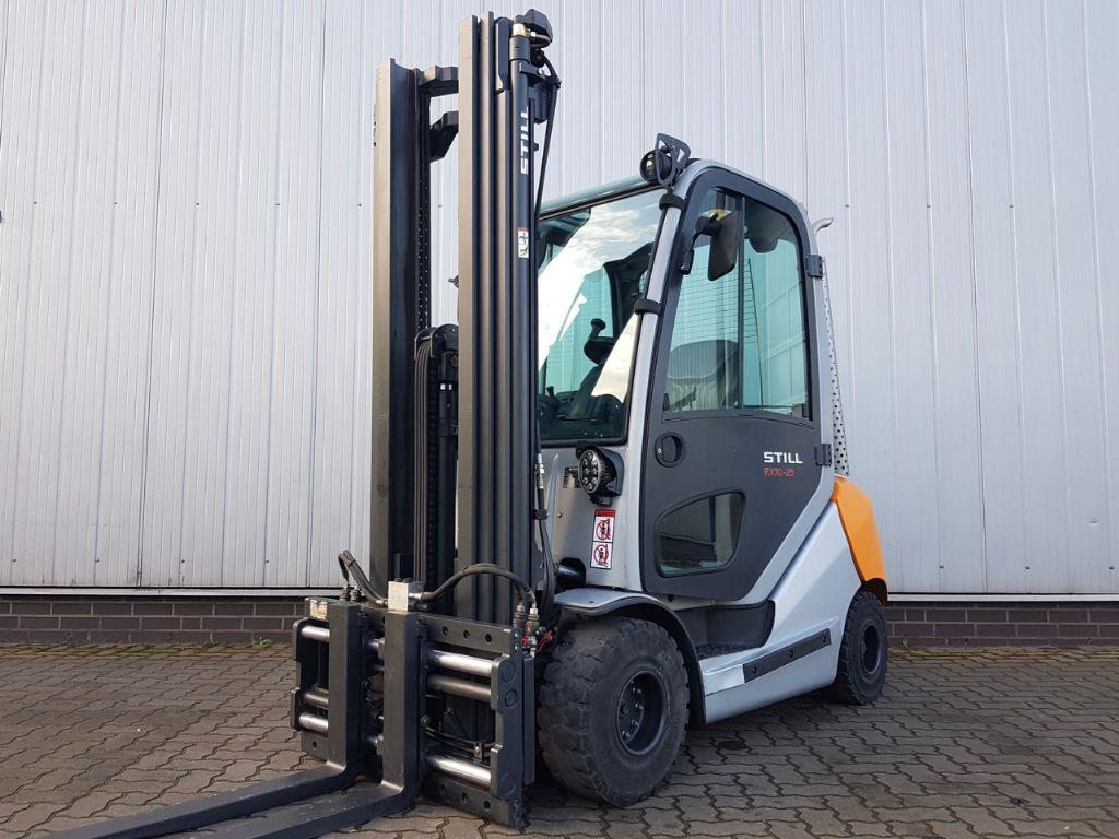 Still RX70-25 - nur 1.388 Bst! Dieselstapler www.schumacher-gabelstapler.de