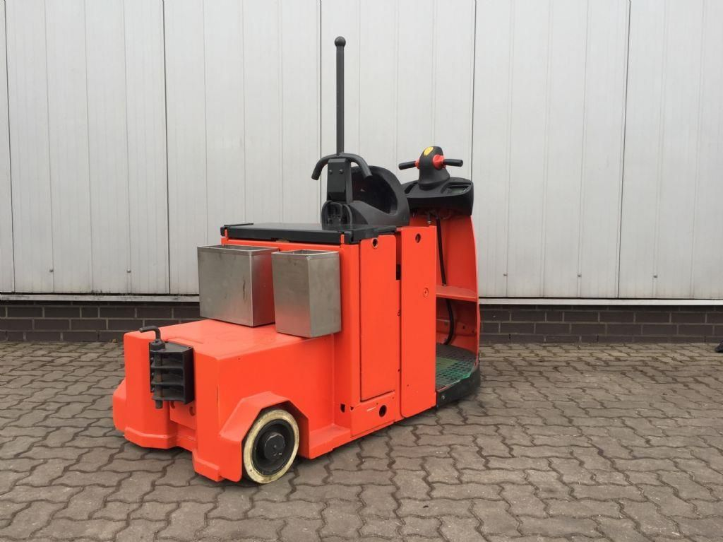 Linde P20 - repariert & fahrbereit Schlepper www.schumacher-gabelstapler.de