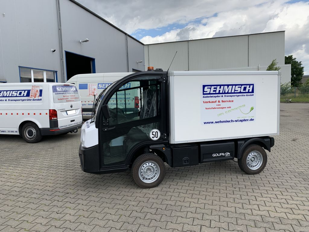 GOUPIL-Elektrofahrzeug-Elektro Plattformwagen-www.sehmisch-stapler.de