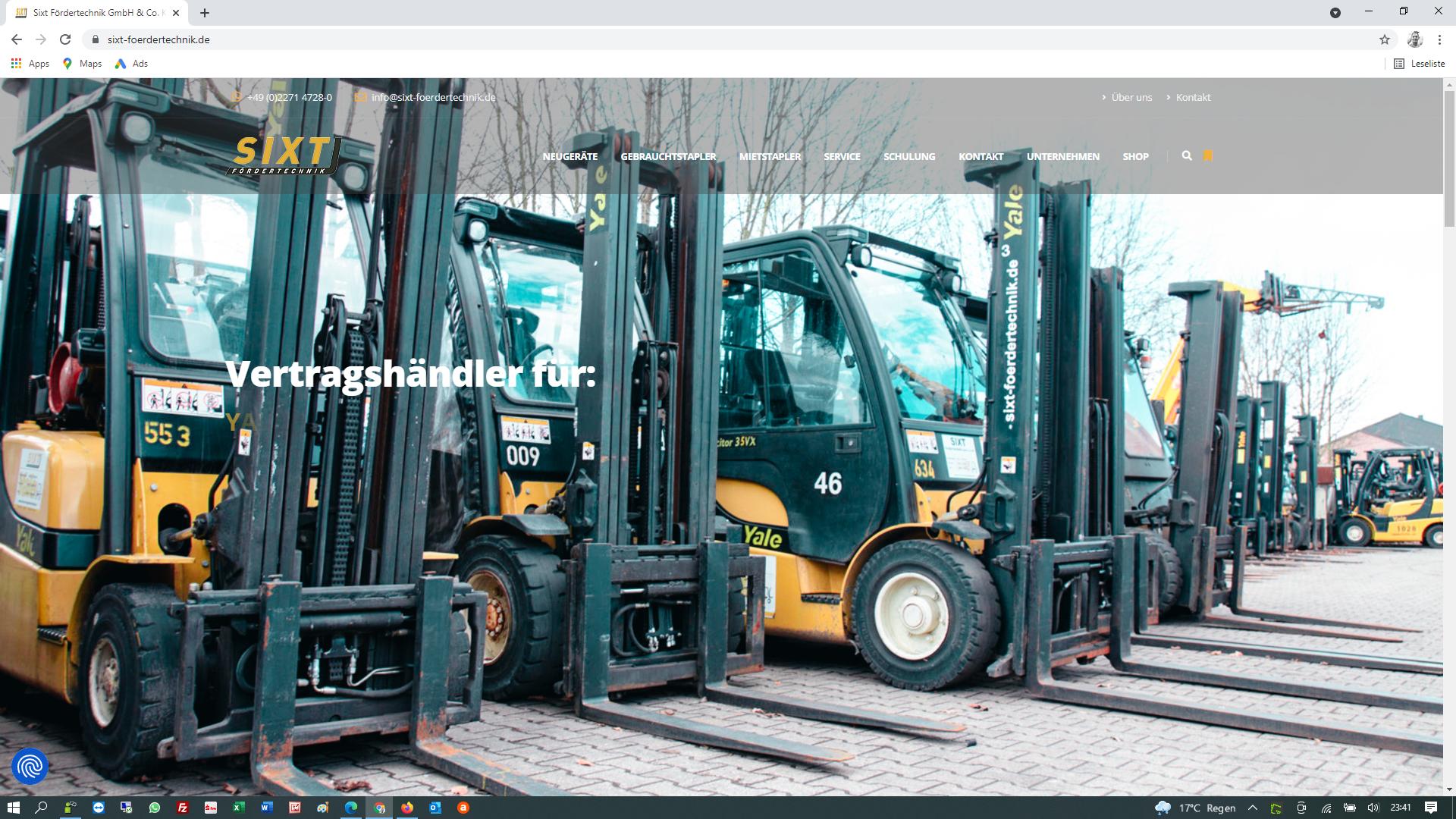 Sixt Fördertechnik GmbH & Co. KG