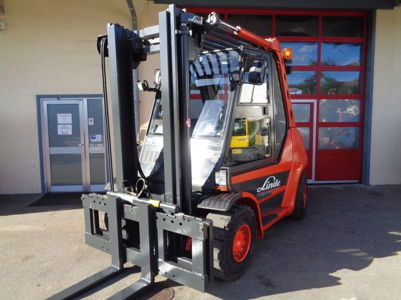 Linde H60D-03 Dieselstapler www.sks-stapler.at