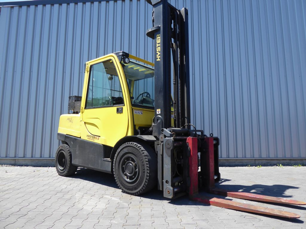 Hyster H5.5FT Dieselstapler www.sks-stapler.at