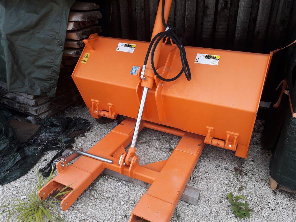 Mast Explorer H20DL 2WD Geländestapler www.sks-stapler.at