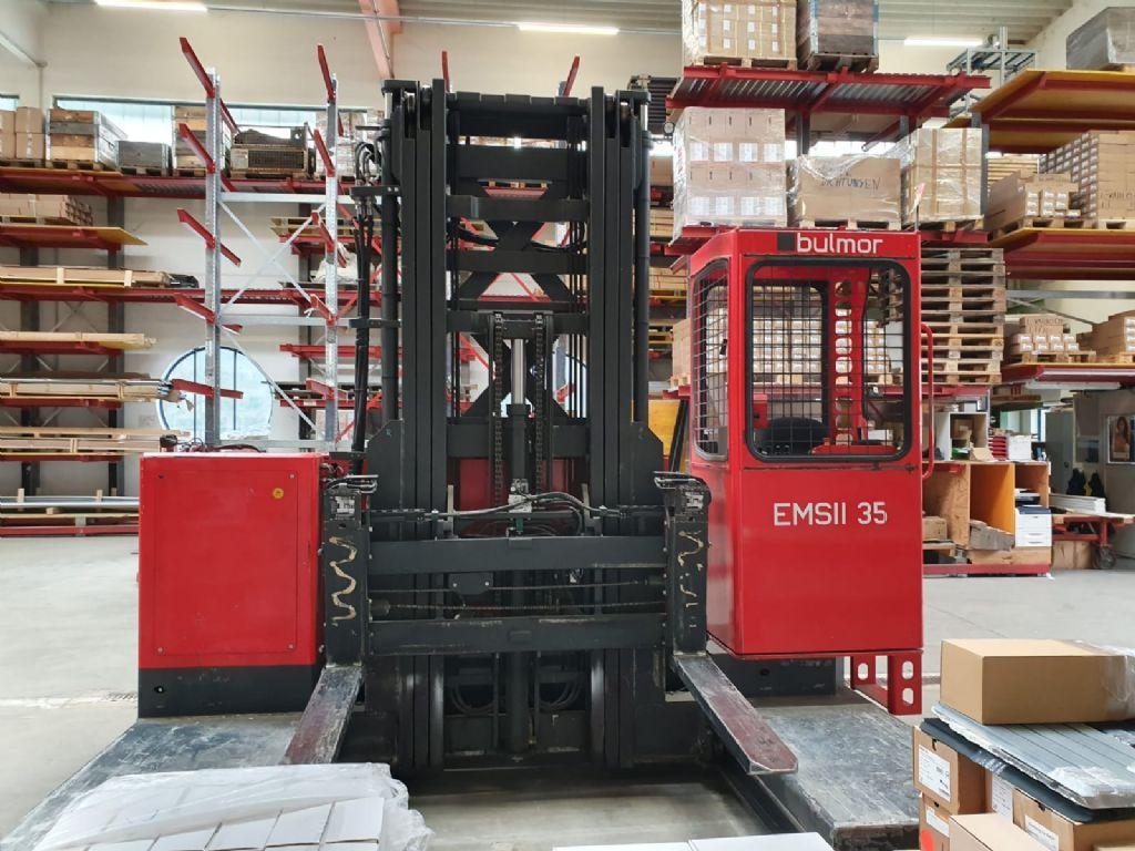 Bulmor EMS II 35 Mehrwegestapler www.sks-stapler.at