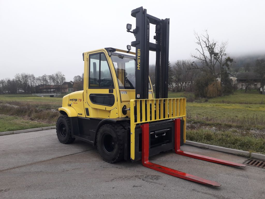 Hyster H7.0FT Dieselstapler www.sks-stapler.at