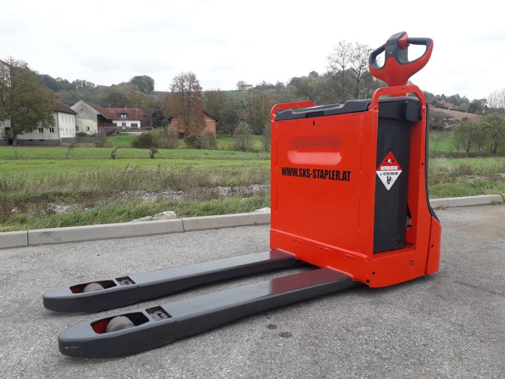 Linde T20 Deichselstapler www.sks-stapler.at