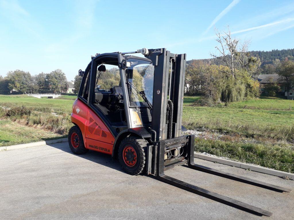 Linde H40D Dieselstapler www.sks-stapler.at