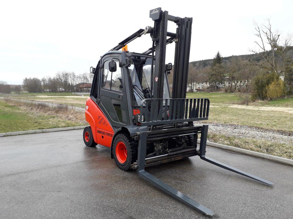 Linde H35D Dieselstapler www.sks-stapler.at
