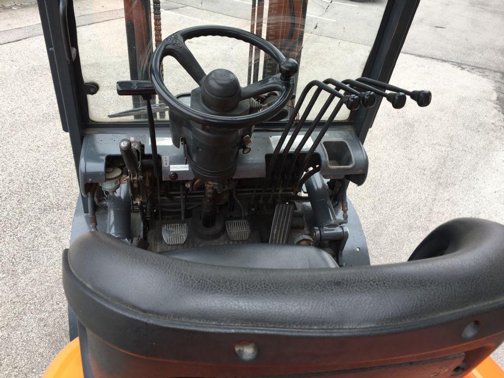 Toyota FD25 Dieselstapler www.sks-stapler.at