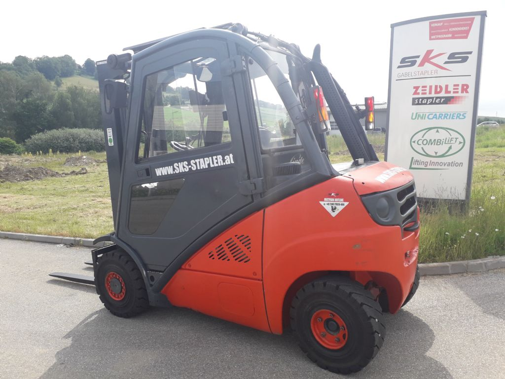 Linde H25D Dieselstapler www.sks-stapler.at