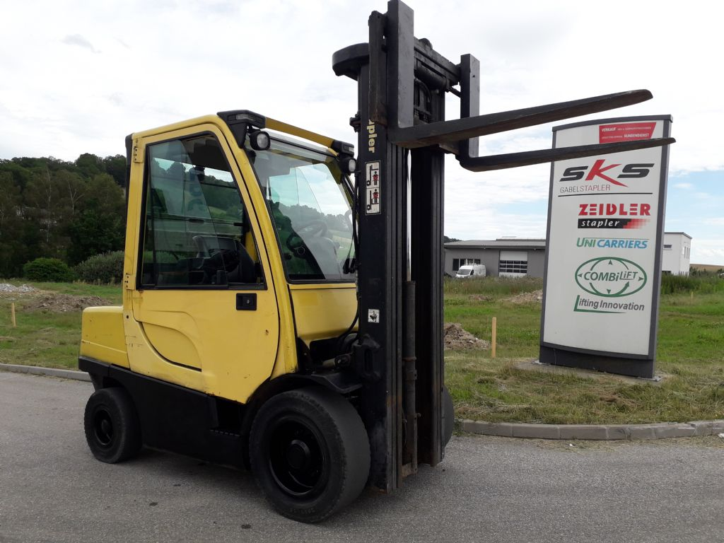 Hyster H 3.5FT Dieselstapler www.sks-stapler.at