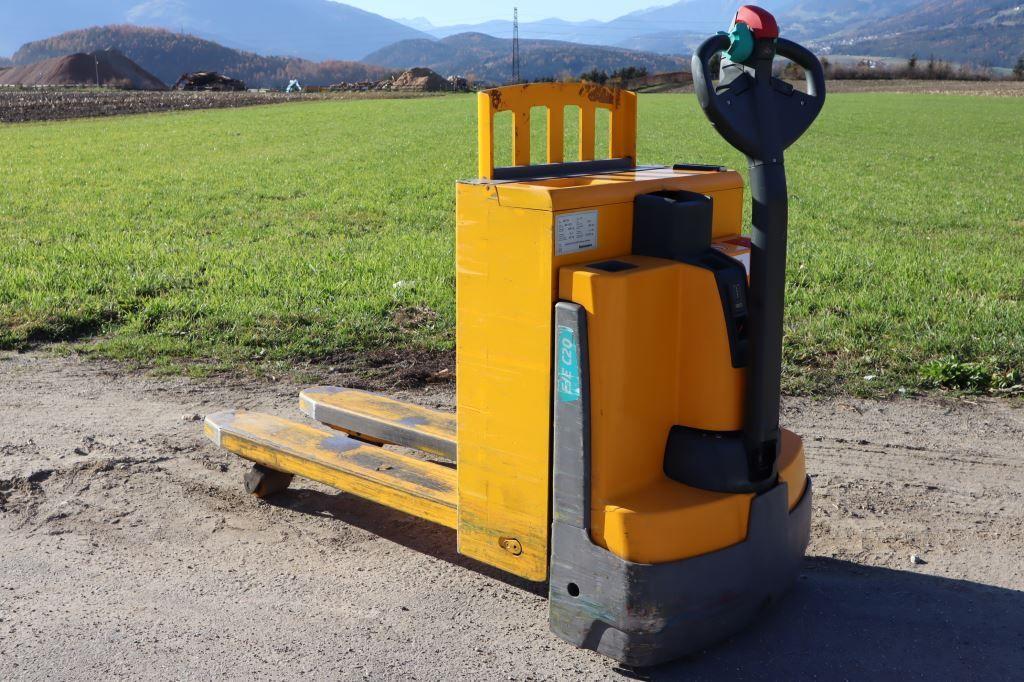 Jungheinrich EJE C20 Niederhubkommissionierer Niederhubwagen www.sks-stapler.at