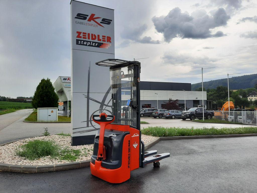 Linde L14i Hochhubwagen www.sks-stapler.at