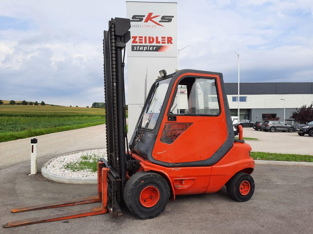 Linde H30D-02 Dieselstapler www.sks-stapler.at