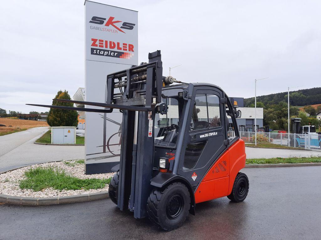 Linde H30D - 02 Dieselstapler www.sks-stapler.at