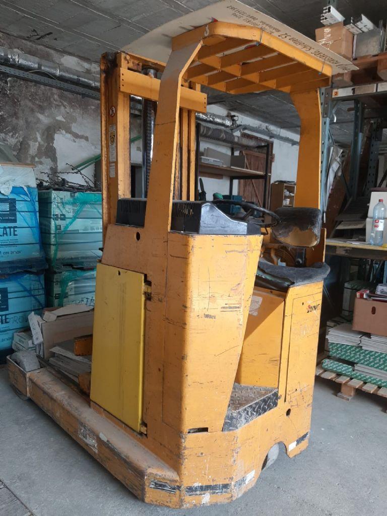Jungheinrich ETV-A 20 G115 Schubmaststapler www.sks-stapler.at