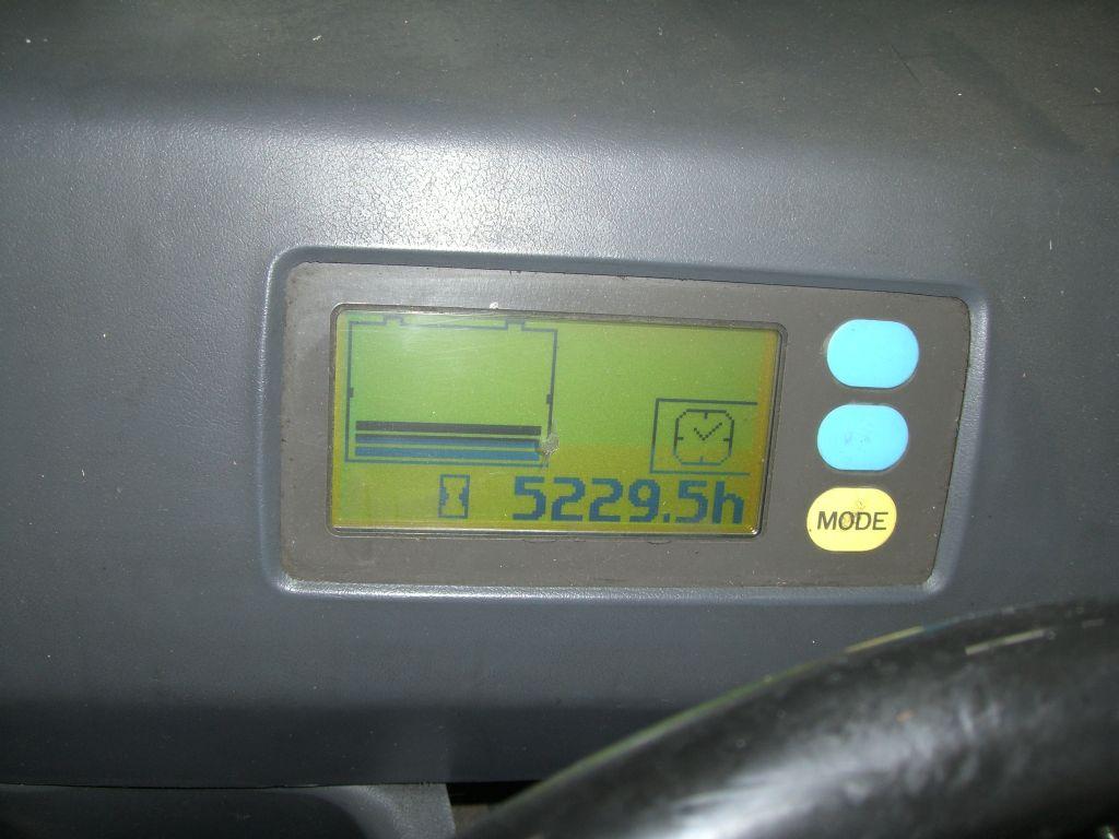 Toyota 6FBRE14 Elektro-Schubmaststapler www.sks-stapler.at