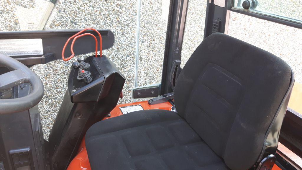 Nissan FD02A25Q Dieselstapler www.sks-stapler.at