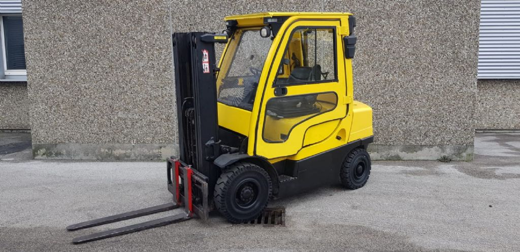 Hyster H2.5FT Dieselstapler www.sks-stapler.at