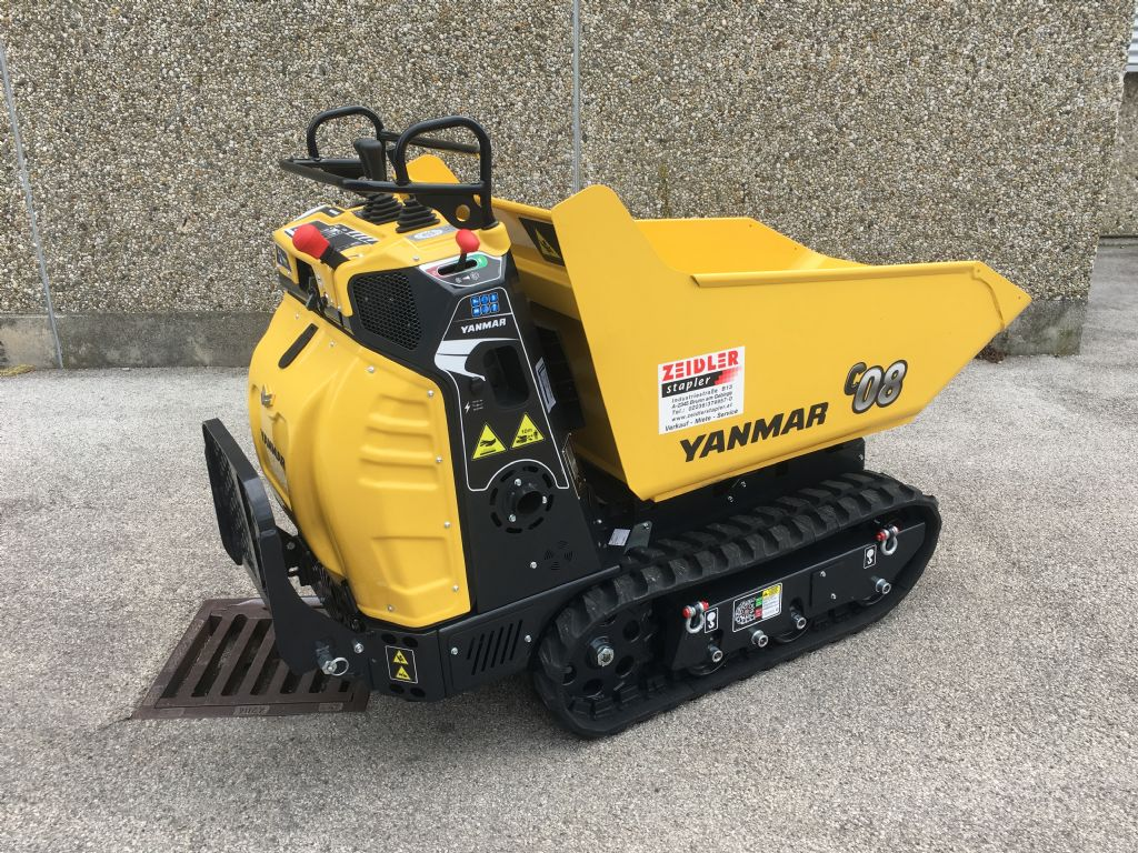 Yanmar C08 Carrier Dumper www.sks-stapler.at