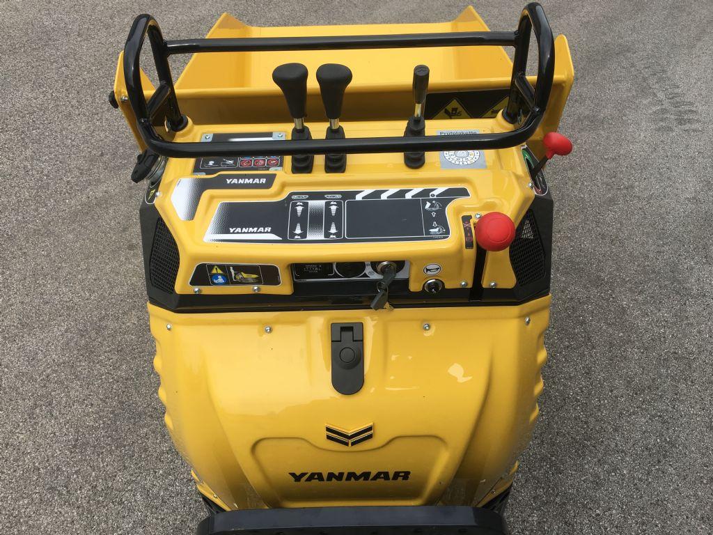 Yanmar C08 Carrier Dumper www.sks-stapler.at
