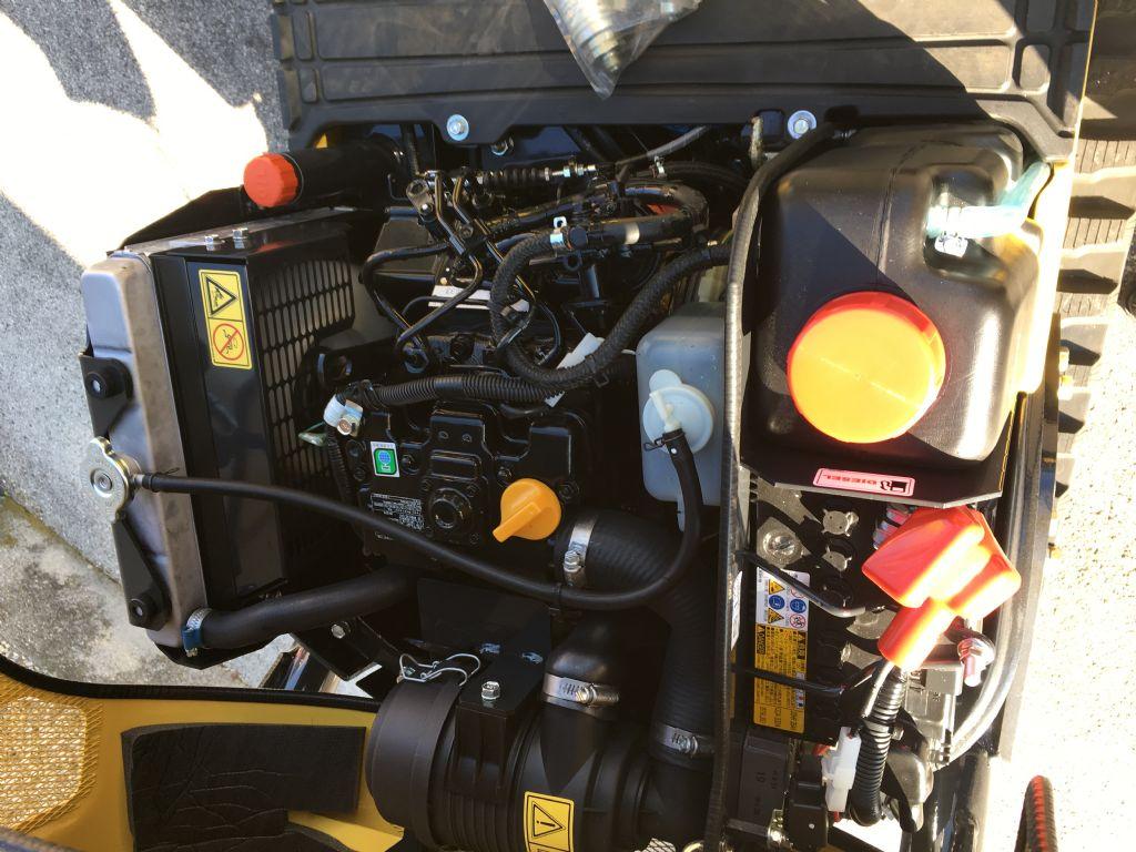 Yanmar SV08-1AS Minibagger www.sks-stapler.at