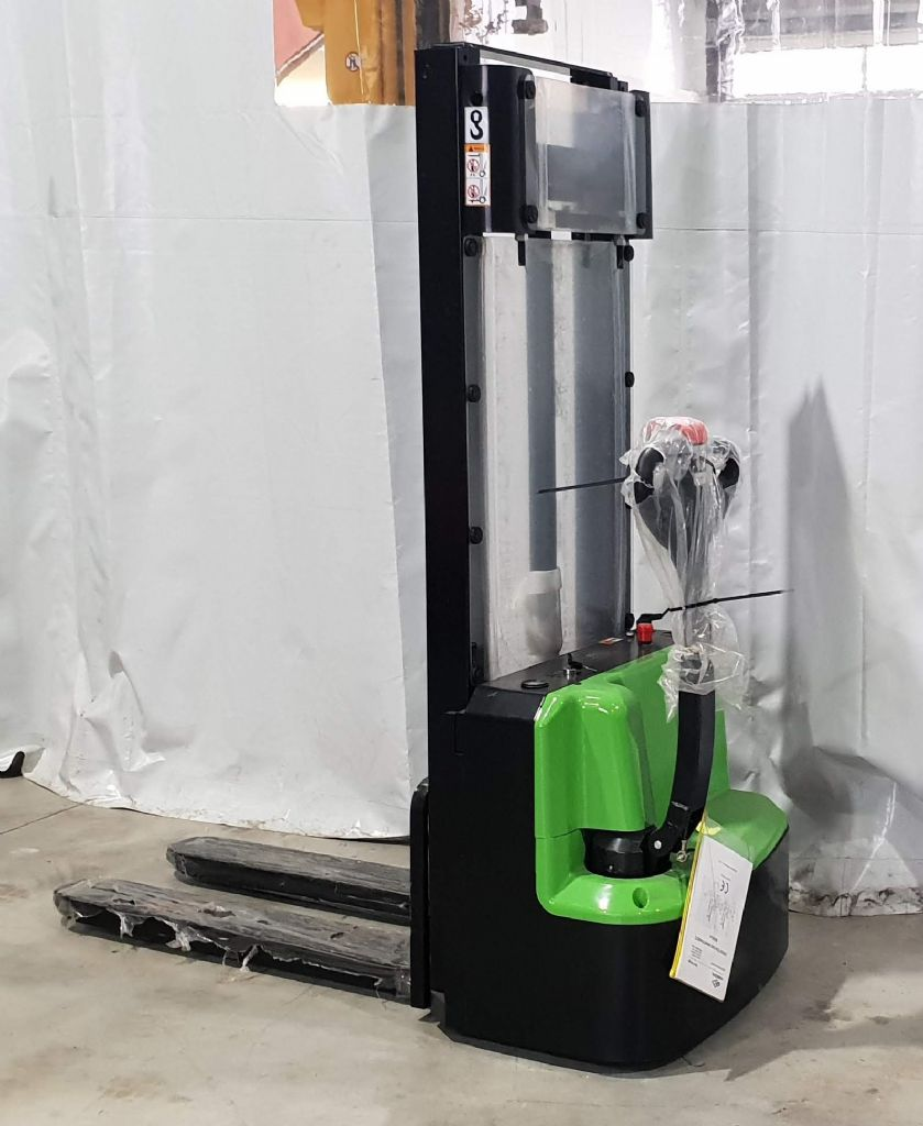Hangcha CDD10 Electric Pallet Truck www.staplertechnik.at