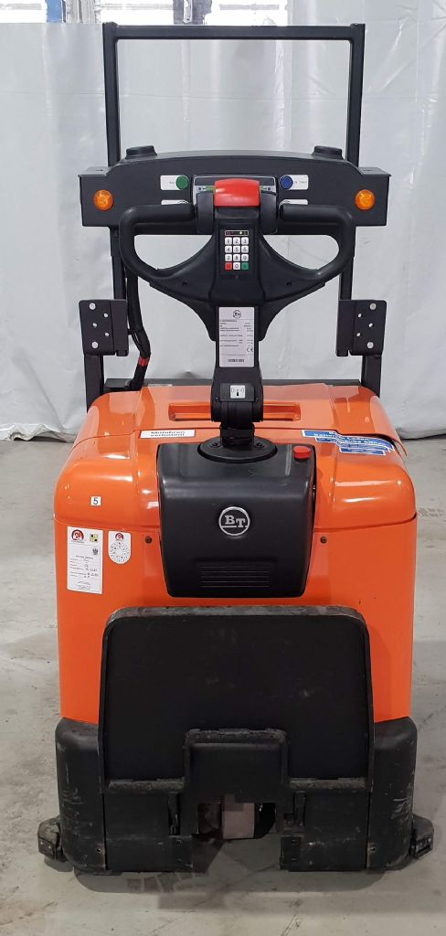 BT LAE200 Electric Pallet Truck www.staplertechnik.at
