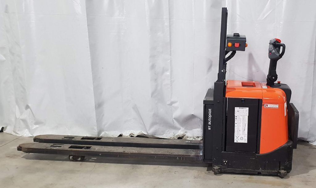 BT BT LAE200 Electric Pallet Truck www.staplertechnik.at