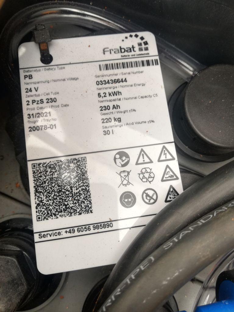 Jungheinrich-EJD 220 (neue Batterie)-Doppelstockstapler-www.sta-tech.de