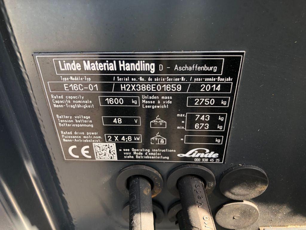 Linde-E16C-01-Elektro 3 Rad-Stapler-www.sta-tech.de