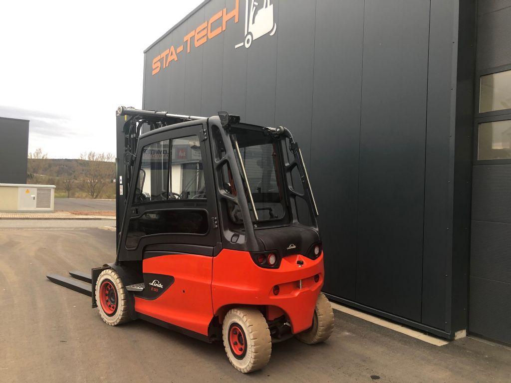 Linde-E50HL-01-Elektro 4 Rad-Stapler-www.sta-tech.de