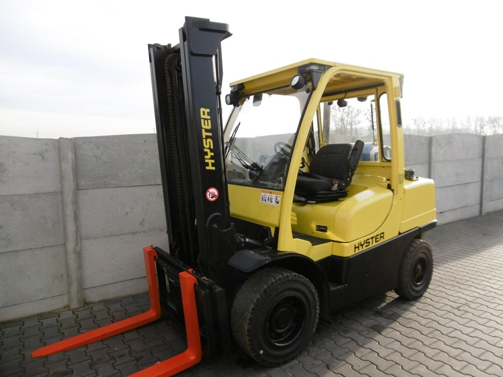 Hyster H4.0FT5 LPG Forklifts www.superlift-forklift.com