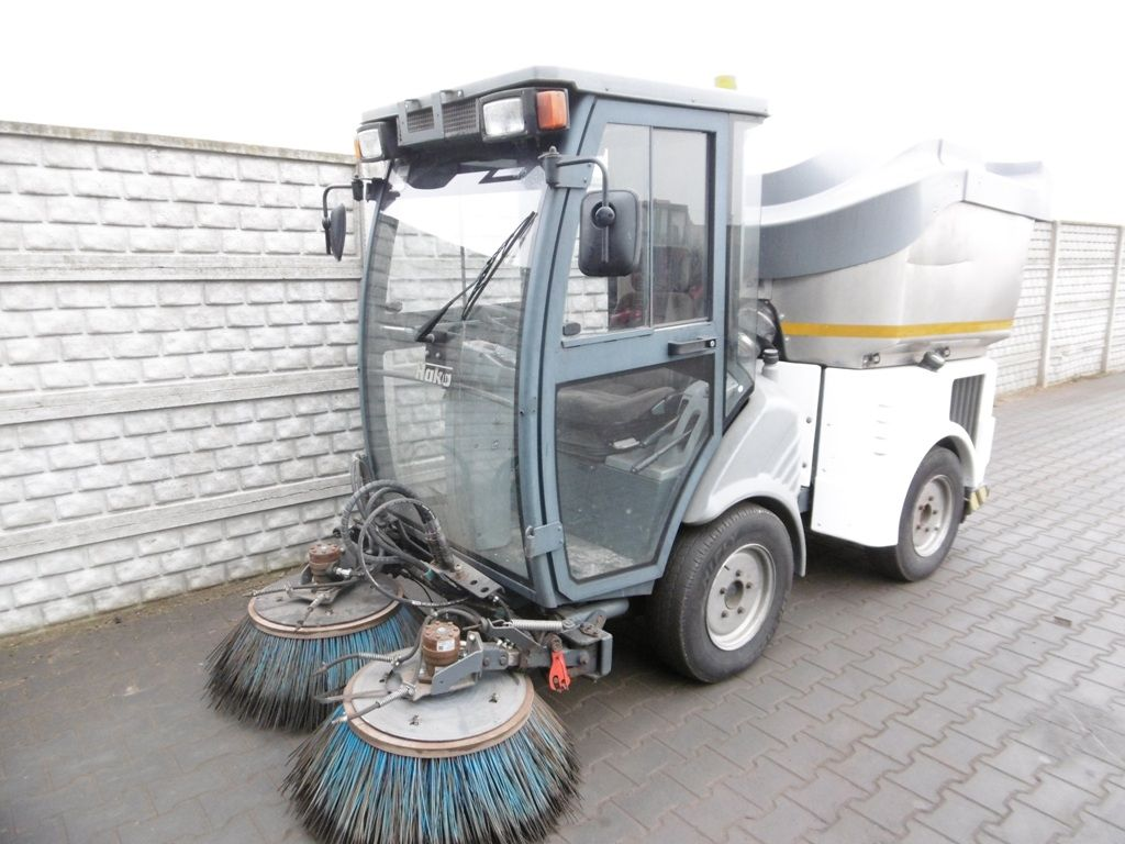 Hako CityMaster 1200 Sweepers www.superlift-forklift.com