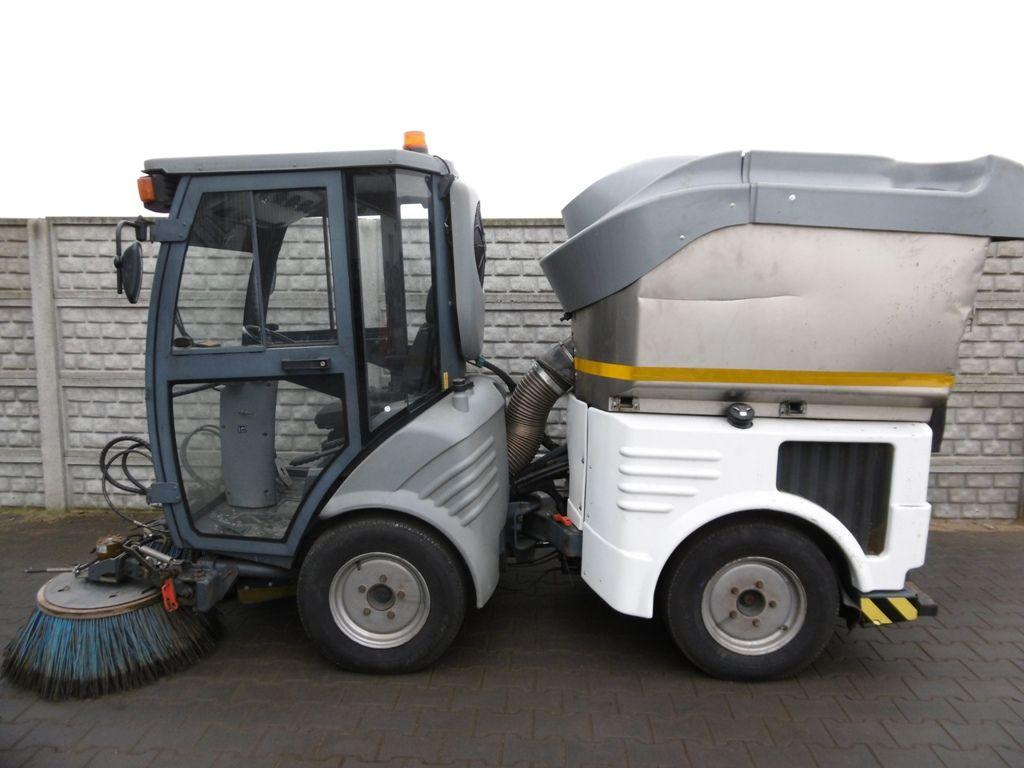 Hako CityMaster 1200 Sweepers www.superlift-forklift.com
