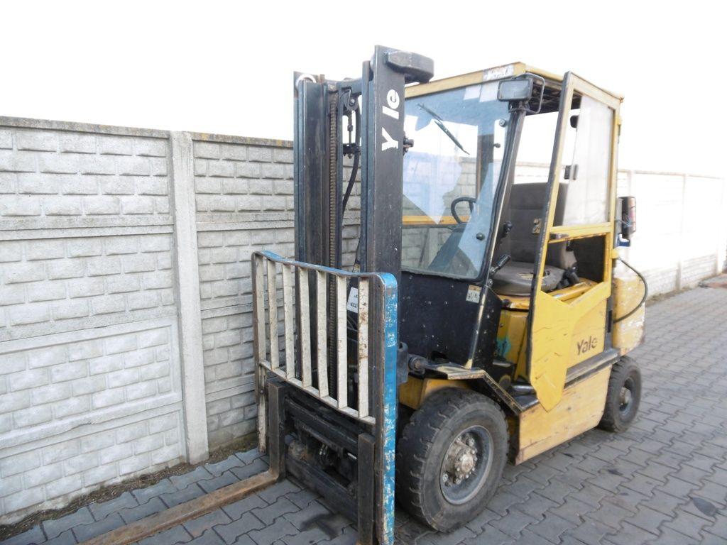 Yale GLP25 LPG Forklifts www.superlift-forklift.com