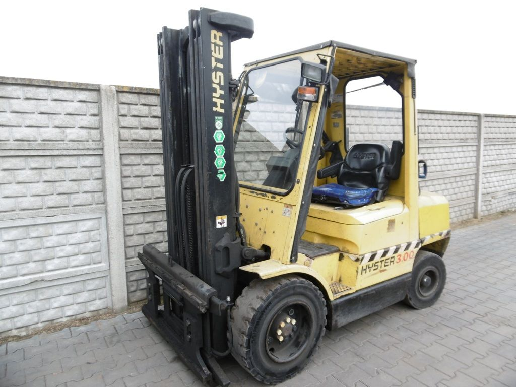 Hyster H3.00XM LPG Forklifts www.superlift-forklift.com