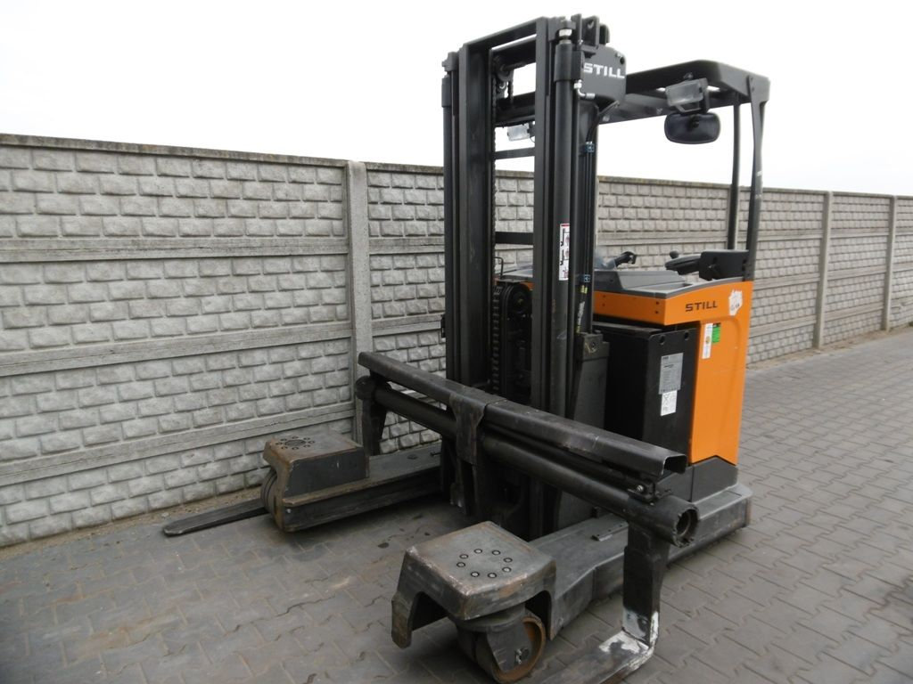 Still FM-4W-25 Four-way reachtruck www.superlift-forklift.com
