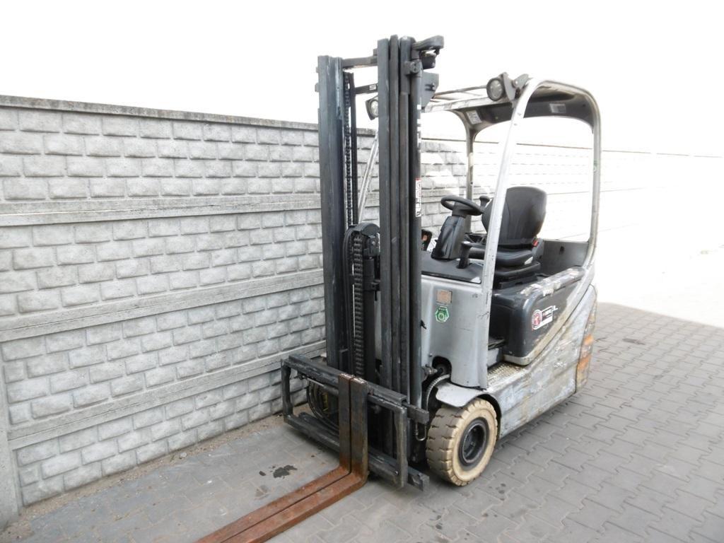 Still RX20-16 Electric 3-wheel forklift www.superlift-forklift.com