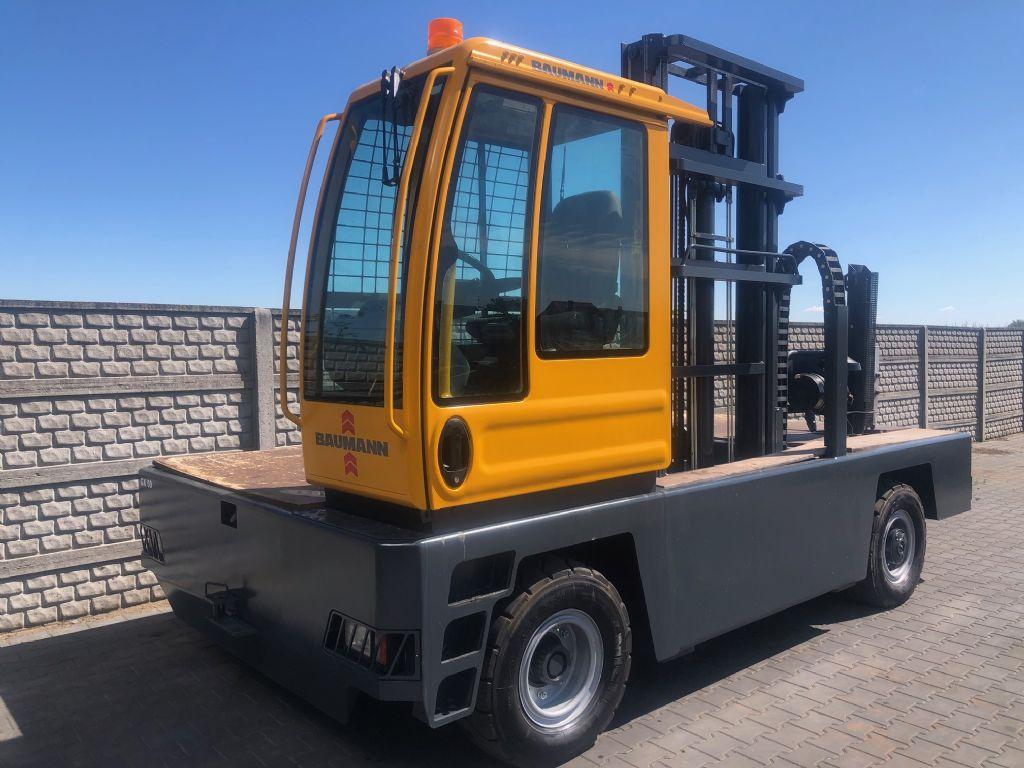 Baumann GX50/18/45 Sideloader www.superlift-forklift.com