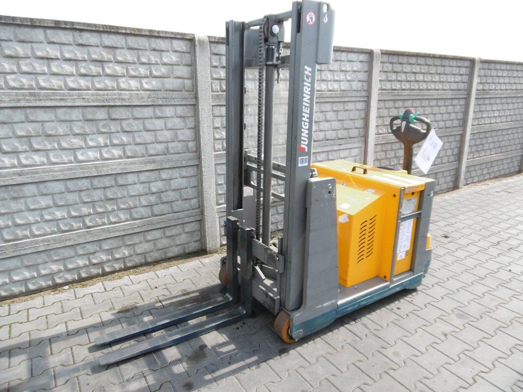 Jungheinrich EJG112 Electric Pallet Truck www.superlift-forklift.com