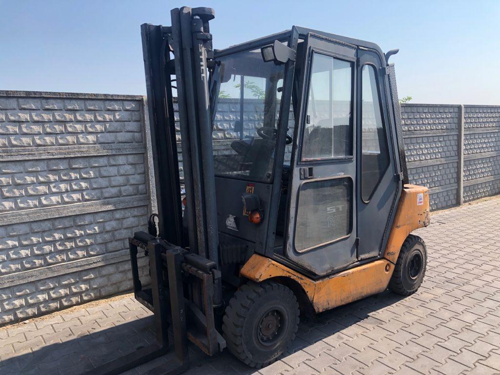 Still R70-30T LPG Forklifts www.superlift-forklift.com