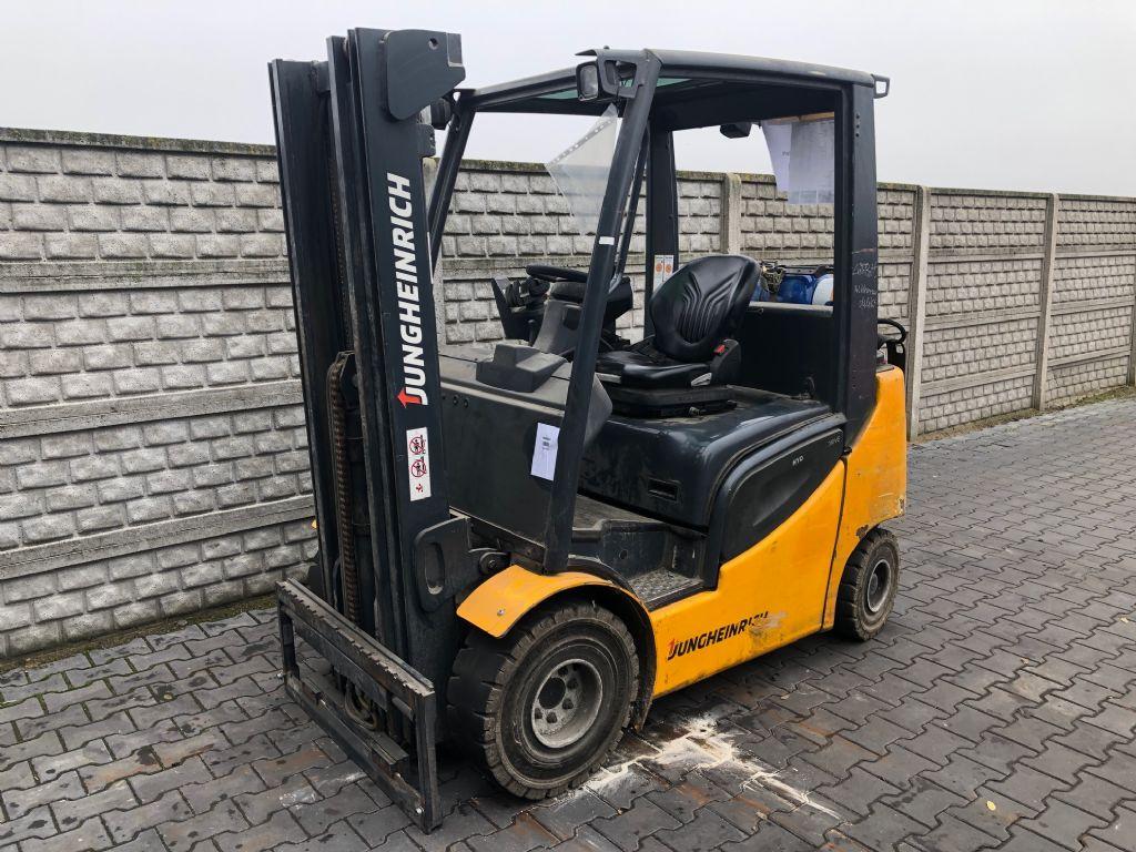 Jungheinrich TFG316s LPG Forklifts www.superlift-forklift.com
