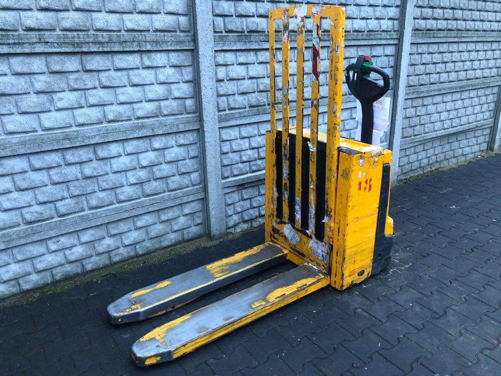 Jungheinrich EJEC20 High shelf stacker www.superlift-forklift.com